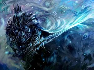 Espada Frostmourne