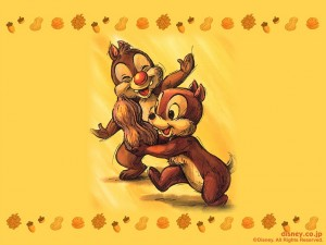 Chip y Dale