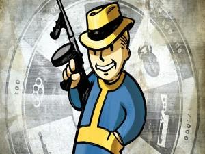"""Postal: Logo de """"Fallout: New Vegas"""""""