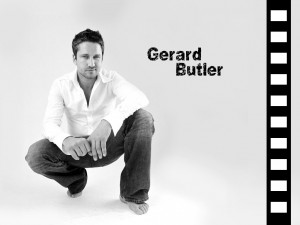 Postal: Gerard Butler