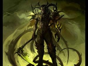 Guerrero demoníaco