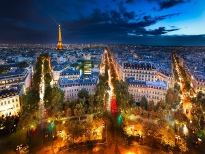 París al amanecer