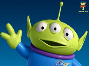 Alien, Toy Story 3