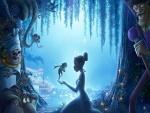 Tiana y el Sapo (La Princesa y el Sapo)