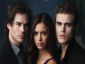 "Personajes de ""The Vampire Diaries"""