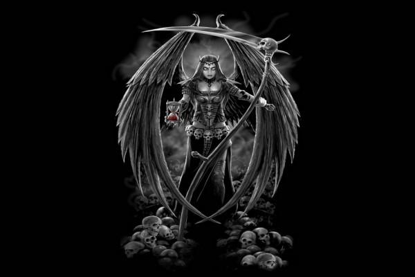 Ángel de la Muerte
