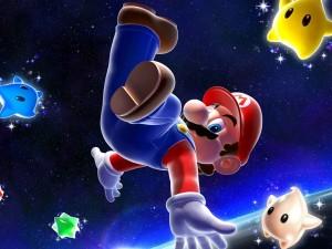 Postal: Mario Galaxy