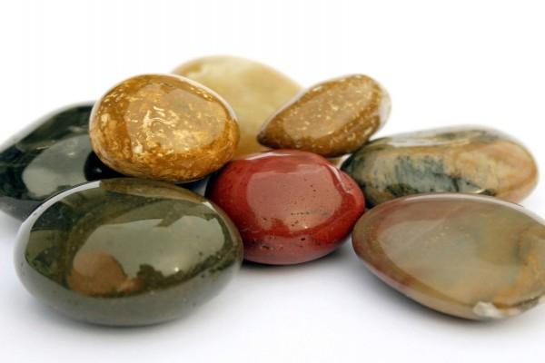 Piedras brillantes
