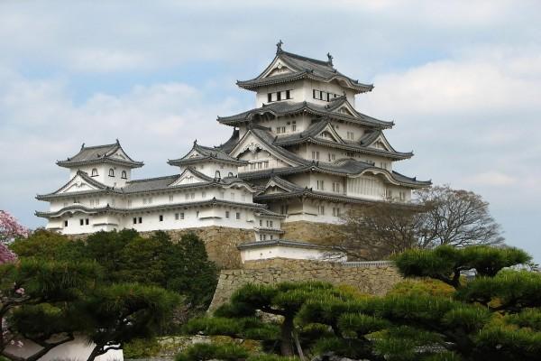Castillo Himeji, Prefectura Hyogo (Japón)