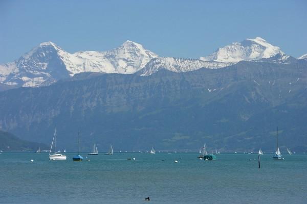 Lago Thun (Suiza)