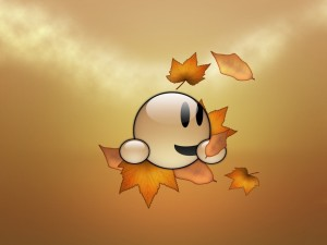 Postal: ¡Ya es otoño!