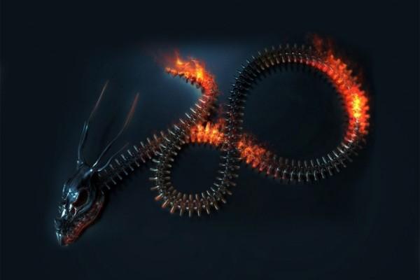Ciber-dragón