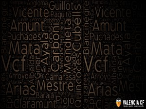 Jugadores míticos del Valencia CF
