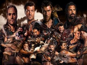 Spartacus, serie de TV