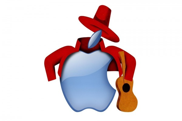 Apple flamenco