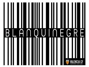 "Postal: ""Blanquinegre"""