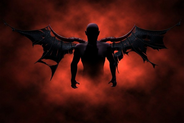 Ángel negro