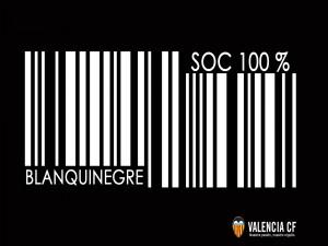 "Socio 100% ""blanquinegre"""