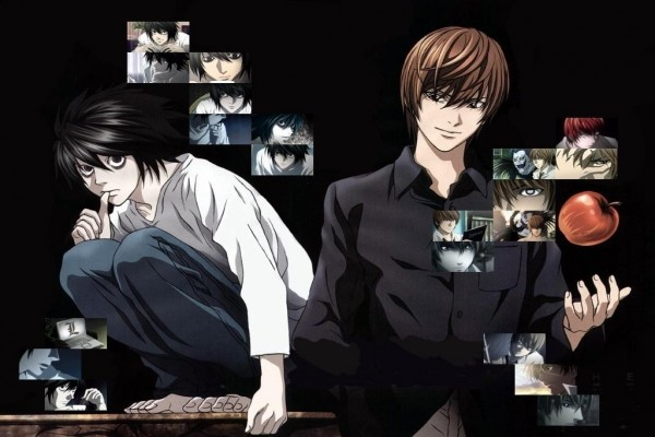 "Secuencias de ""Death Note"""