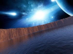 Acantilado galáctico