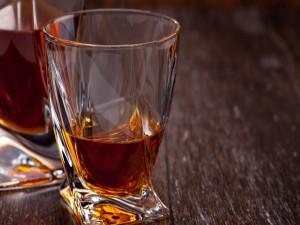 Postal: Copa de whisky