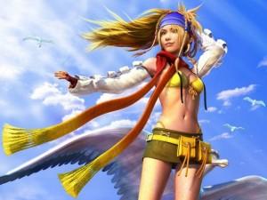 Postal: Yuna (Final Fantasy X)