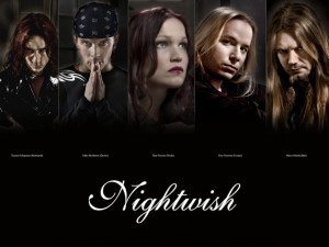 Postal: Nightwish