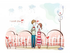 Postal: I Love You