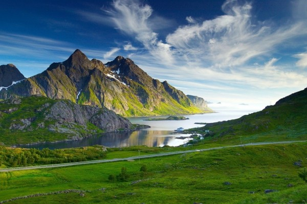 Montaña nórdica