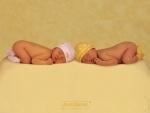 Colección Anne Geddes: Dos lindos bebés