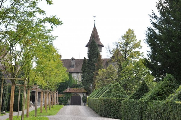 Castillo de St. Andreas (Suiza)
