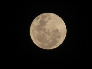 Postal: Mi luna