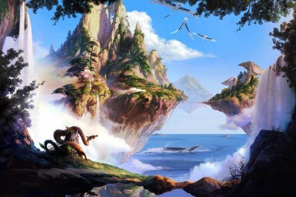 Tierra de fantasía