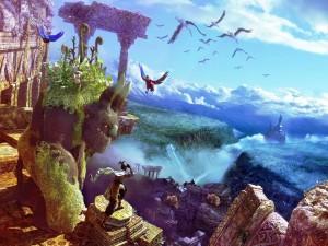 Tierra paraíso