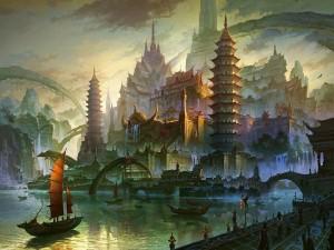 Mundo de fantasía