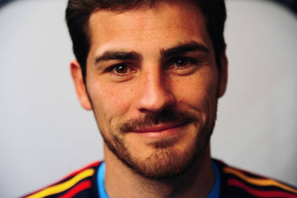 Guapo Iker Casillas