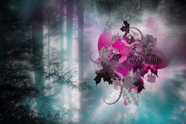 Elementos del bosque
