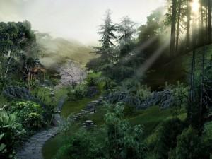Bosque chino