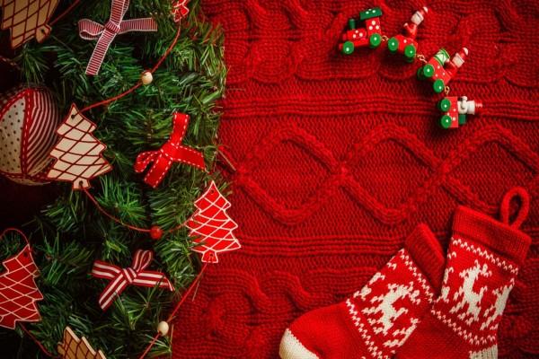 Adornos para decorar en Navidad
