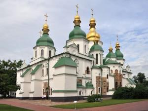 Catedral de Santa Sofía en Kiev