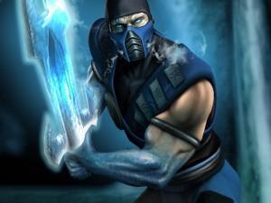 Guerrero Mortal Kombat
