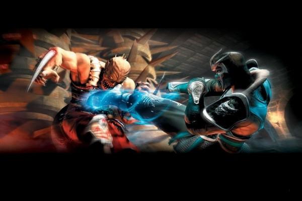 Lucha en Mortal Kombat