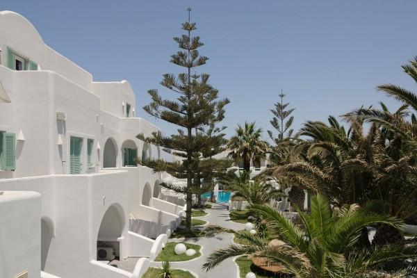 Hotel Daedalus (Fira, Santorini, Grecia)