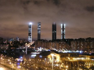 Postal: Cuatro Torres Business Area (CTBA)