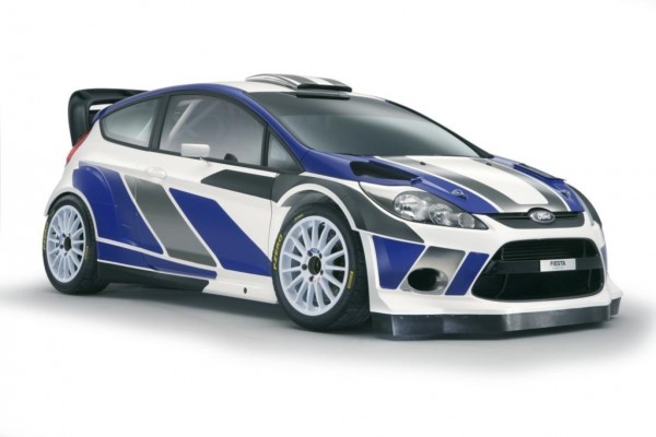 Ford Fiesta rally