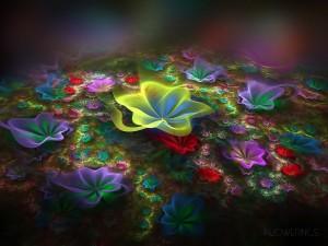 Postal: Flowerings