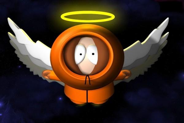 South Park, Kenny de ángel
