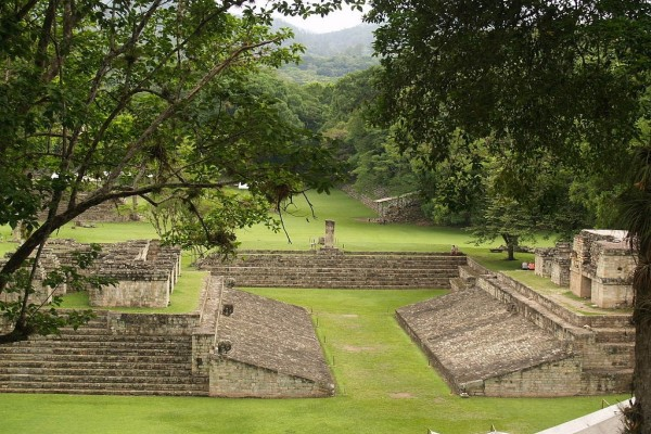Copán (sitio arqueológico), Honduras
