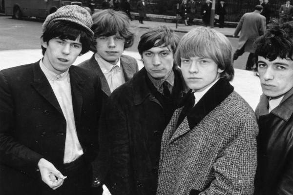 Jóvenes The Rolling Stones