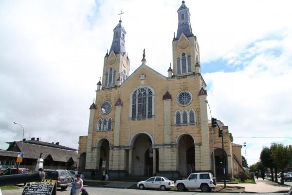 Iglesia San Francisco de Castro, Isla de Chiloé, Chile